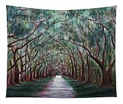 Oak Avenue Tapestry