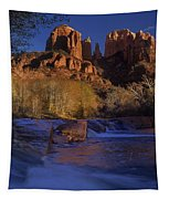 Oak Creek Crossing Sedona Arizona Tapestry