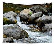 Oak Creek Water And Rocks Tapestry