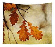Oak Leaves At Autumn Tapestry