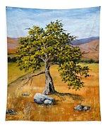 Oak Tree Tapestry