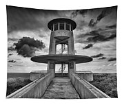 Observation Tower Tapestry