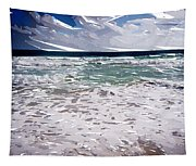 Ocean Abstract Tapestry