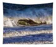 Ocean City Surf's Up Tapestry