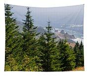Ocean Vista Tapestry