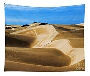 Oceano Sand Dunes Tapestry