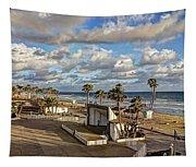 Oceanside Amphitheater Tapestry
