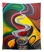 Ode To Coffee... Tapestry