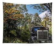 Off Road Trucker Tapestry