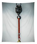 Offshore Boat Lift Tapestry