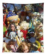 Oh Those Dolls Tapestry