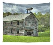 Ohio Schoolhouse Tapestry