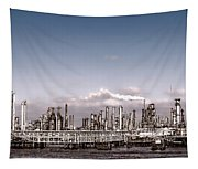 Oil Refinery Tapestry