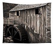Old Appalachian Mill Tapestry