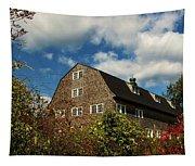 Old Barn 2 Tapestry