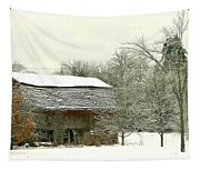 Old Barn Tapestry