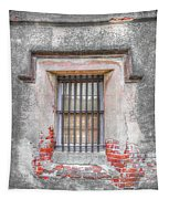 The Old City Jail Window Chs Tapestry