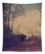 Old Country Road  Tapestry