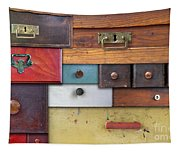 Old Drawers - In Utter Secrecy Tapestry