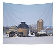Old Farm Tapestry