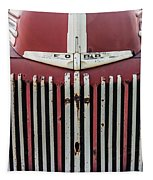 Old Ford Truck Tapestry