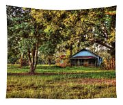 Old Home On 98 Tapestry