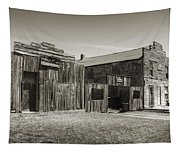 Old Ingalls II Tapestry