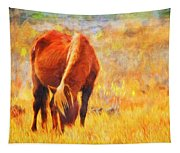 Old Mare Tapestry
