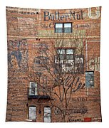 Old Market - Omaha - Metz Building - #1 Tapestry