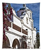 Old Mission San Luis Rey - California Tapestry