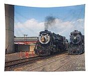 Old Number 3254 Under Steam Tapestry
