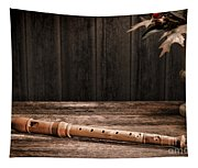 Old Recorder Tapestry
