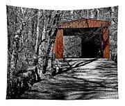 Old Red Bridge Tapestry