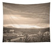 Old Rollinsville Colorado Tapestry