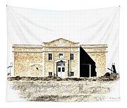 Old School II Tapestry
