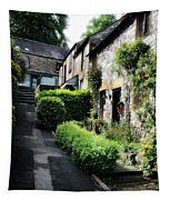 Old Terrace Houses - Peak District - England Tapestry
