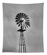 Old Windmill Tapestry