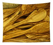 Olive Wood Tapestry