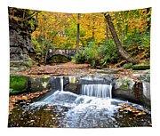 Olmstead Falls Ohio Tapestry