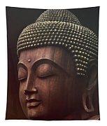 Om Mani Padme Hum  - Buddha Tapestry