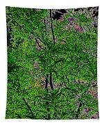 On Black Velvet Tapestry