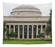On The Campus Of Mit - Cambridge Massachusetts Tapestry