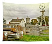 On The Farm Tapestry