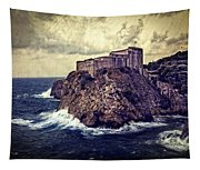 On The Rock - Dubrovnik Tapestry