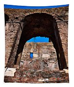 On The Ruins Of An Emipire Tapestry