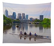 On The Schuylkill Tapestry