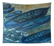 On The Shore Tapestry