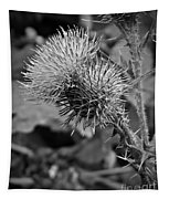One Bw Tapestry
