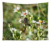 One Giant Spider Tapestry