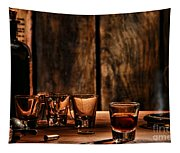 One Last Drink Tapestry